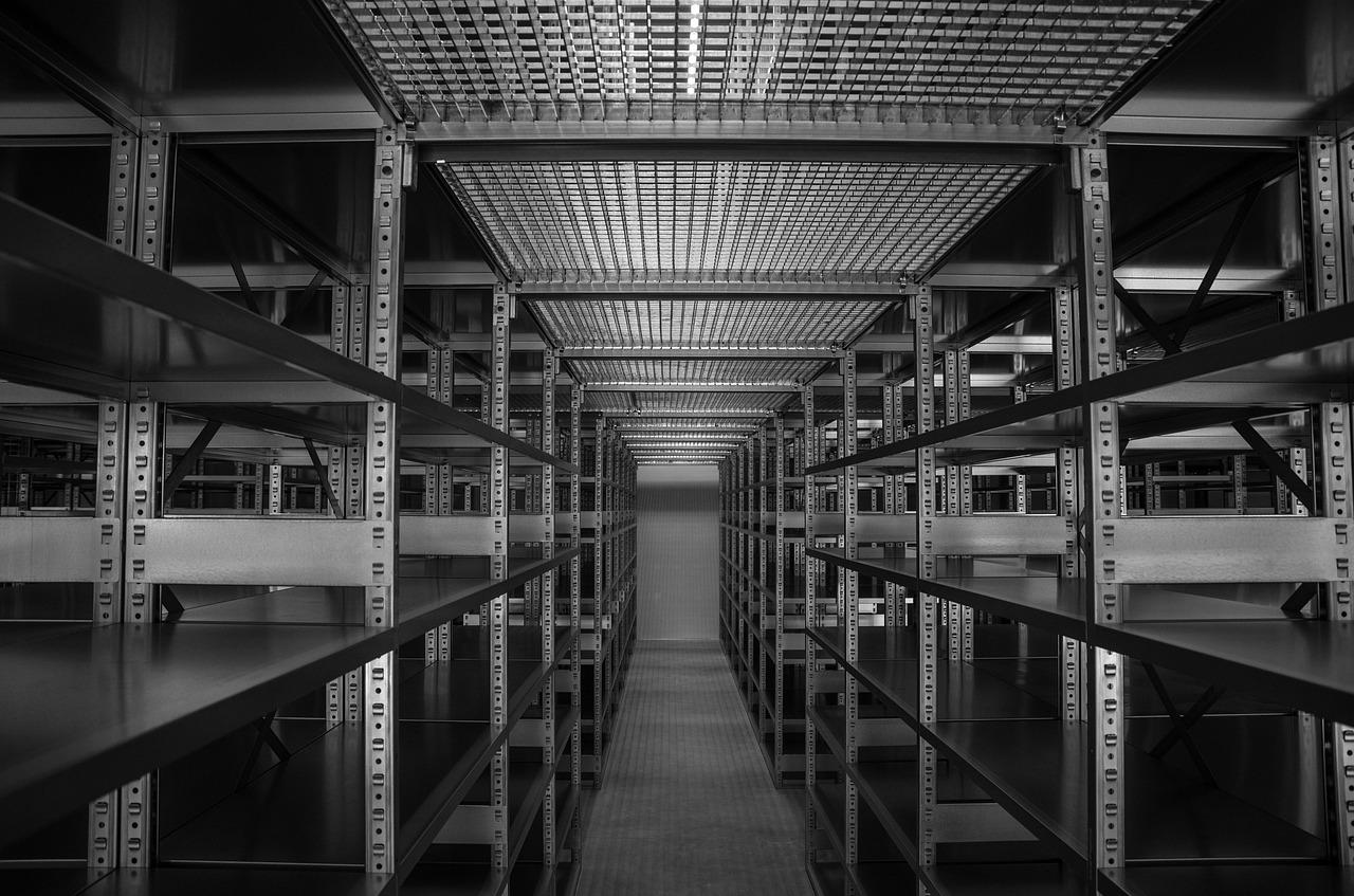 Industry Shelf Steel Stock